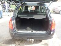 Peugeot 308 Access SW HDI,1560 cc Estate,full MOT,2 keys,tow bar fitted,£30 a year road tax