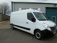 Renault Master LM35 BUSINESS DCI S/R P/V (white) 2015-12-21