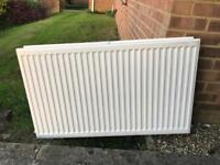 Used Double Convector Radiator - Collection Only