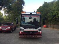 Dennis truck for sale