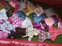 girls clothes age 18-24 2-3 years very good condition