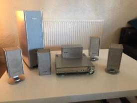 Panasonic SA MT1 DVD Surround Sound System