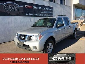 2014 Nissan Frontier SV 4X4 CREW PWR-GROUP ALLOYS *CERTIFIED*