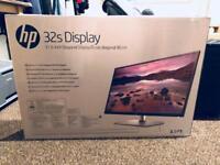 HP IPS 32 Display Brand New