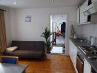 One Bedroom Ground Floor Flat in excellent location.
