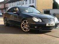 Mercedes CLK AMG 2005 Drives awesome fully loaded bargain Automatic...not audi Mercedes