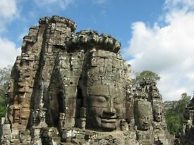 Exotic Tour of Cambodia in August 2018