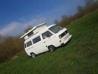 4 berth camper van Excellent mot till august