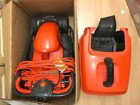Flymo RE320 powerful electric wheeled lawnmower