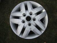 Brand New Set of 16 inch Alloy Wheels - Peugeot Boxer, Fiat Ducato, Citroen Jumper / Relay