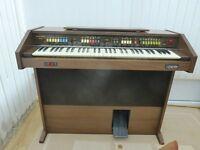 GEM Wizard 315 Organ (1980's)