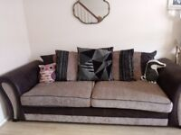 Lovely 4 Seater DFS Sofa