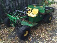 John Deere E gator 4x2 spares or repair