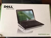 Dell inspiron mini in good condition bargain for quick sale