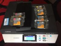 Brother wireless A3 printer/scanner/copier