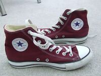 """CONVERSE """"ALL STAR"""" TRAINERS .. WORN ONLY A FEW TIMES"""