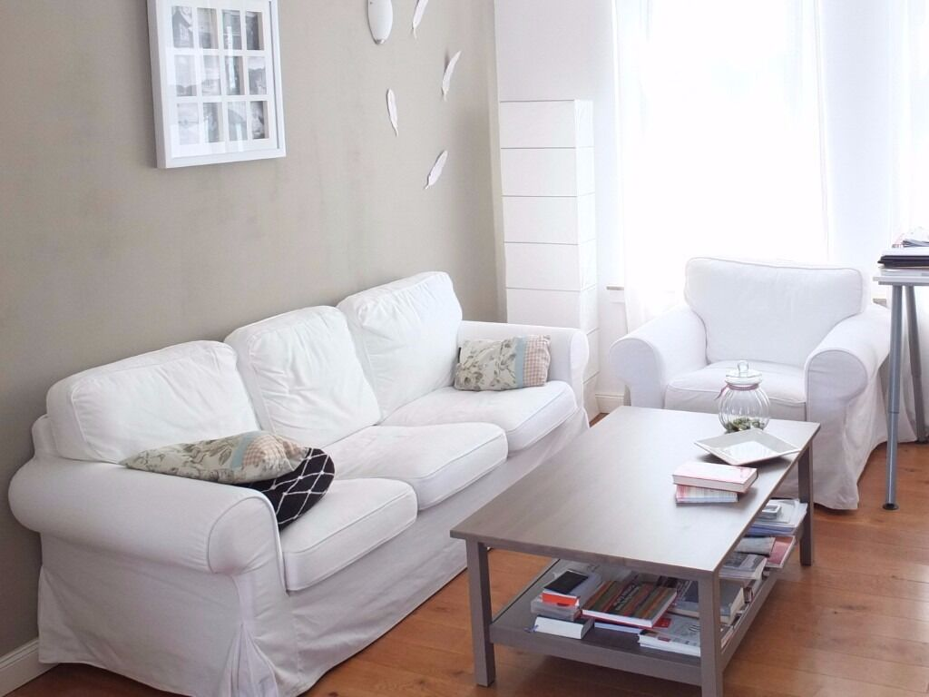 Ikea living room furniture for sale (Ektorp sofa ...