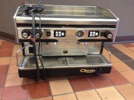 Astoria coffee machine.