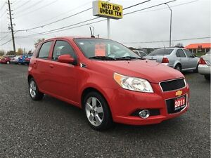 2011 Chevrolet Aveo LT 5-Door Kingston Kingston Area image 1