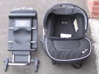 Silver cross baby car set with iso fix, very good condition, 60 pound, plus free Avent sanitizer!