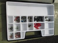 26 miniature Toggle Switches