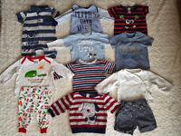 0 to 3 months - Boys Clothes - Bundle!