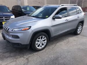 2015 Jeep Cherokee North Edition, Automatic, Only 99, 000km