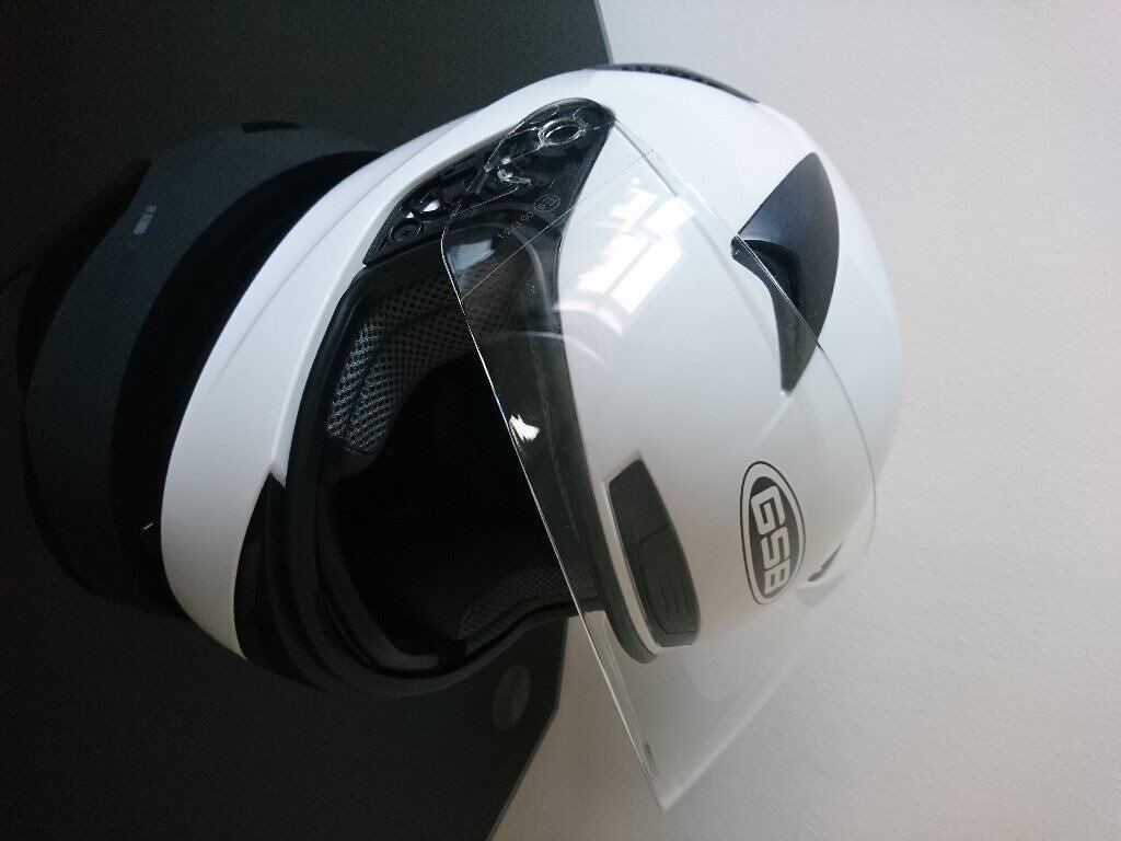 ***NEW*** GSB Full Face Road Helmet - G-335