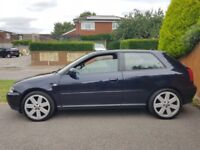 2001 Audi A3 Auto 1.8 petrol turbo only done 75k