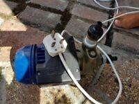 Heavy duty water pump... pool or pond