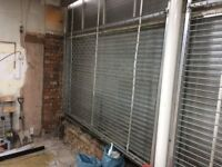 Indoor Electric shop shutters