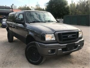 2005 Ford Ranger Edge UPGRADED   Rear Cab  Dual Exhaust
