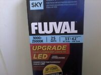 Fluval Aquasky 25w LED Aquarium Lighting.