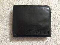 Diesel leather wallet, very good condition
