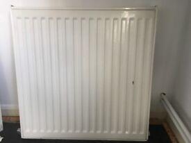 Single radiator 600x600mm