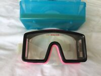 SCUBA professional diving mask top quality DACOR - Pink