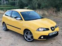 Seat ibiza 1.9 tdi FR facelift mint condition