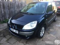 Renault Scenic Auto 2008 (57 plate) only 55k miles FSH
