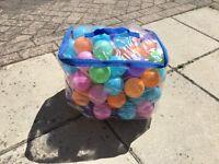 Balls for toddler ball pit