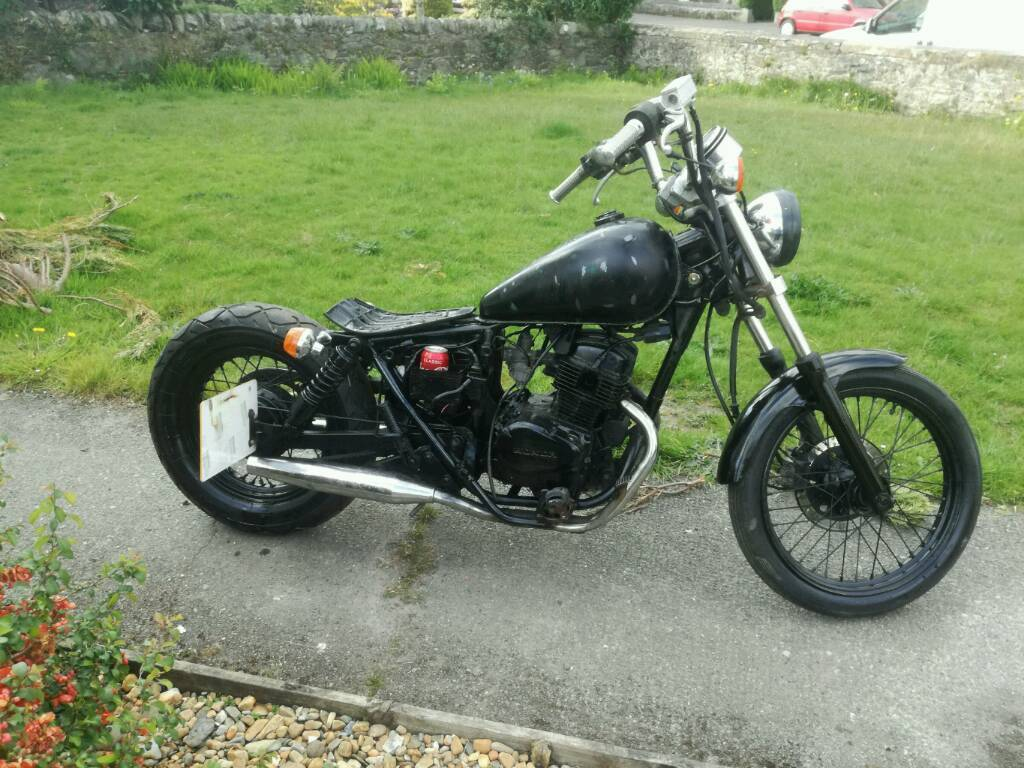 honda rebel 125cc rat bobber custom bike runs great in isle of bute argyll and bute gumtree. Black Bedroom Furniture Sets. Home Design Ideas