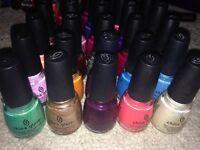 Opi/ China glaze nail polish/varnish