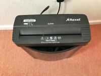 Rexel Alpha Strip Cut Light Personal Use Shredder with 10 L Bin