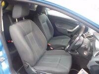 Ford FIESTA Titanium,3 dr hatchback,FSH,runs and drives very well,great mpg,only £20 a year Road Tax