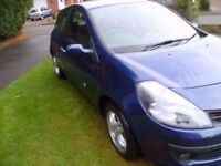 2006 Renault Clio 1.5 DCI Dynamique, £30 a year road tax, New shape, Excellent condition