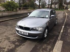 BMW 1 Series 116i Part Exchange Considered