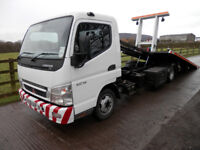 Mitsubishi Canter Recovery Vehicle, 3500KG, 150 BHP, Full MOT, Drives Superb, Any Inspection/Trial