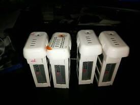 DJI Phantom 2 Batteries