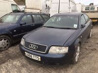 Audi A6 1.9 tdi - Parts Available