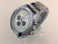 New Breitling for Bentley Motors Edition stainless steel automatic watch