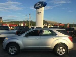 Chevrolet Equinox LS 2012 Bluetooth!